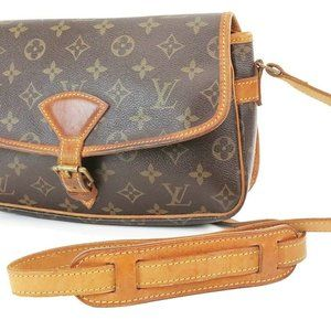 Auth Louis Vuitton Sologne Crossbody #N2815V93O